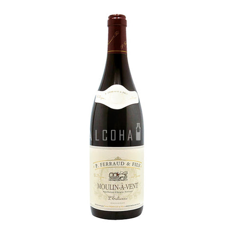 "Pierre Ferraud & Fils Moulin-a-Vent ""L'Eolienne"" 750ml (France, Beaujolais)"