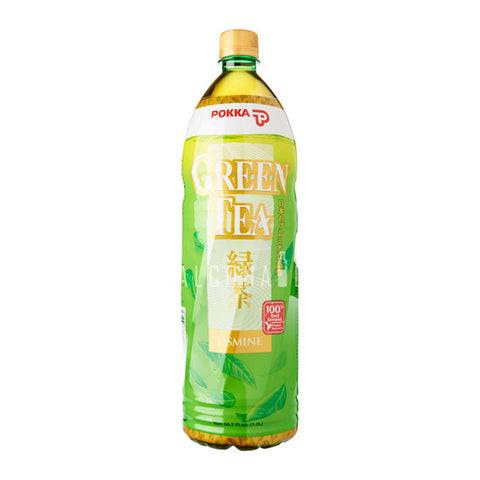 Pokka Green Tea - Bottle 1 x 1.5L