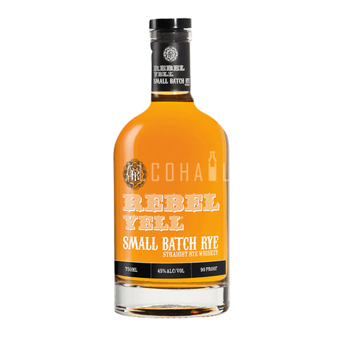 Rebel Yell Small Batch Rye 750ml