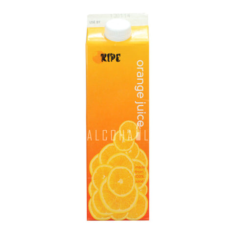 Ripe Orange Juice - Pack 1 x 1 Litre