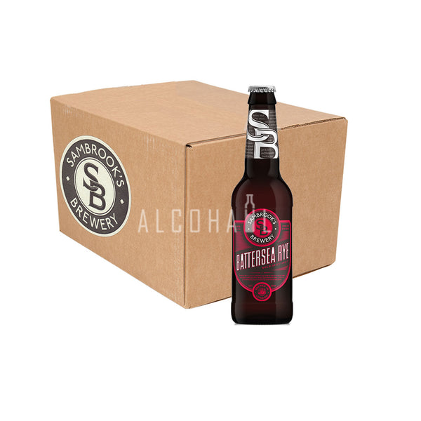 Sambrooks Battersea Rye - Case 24 x 330ml