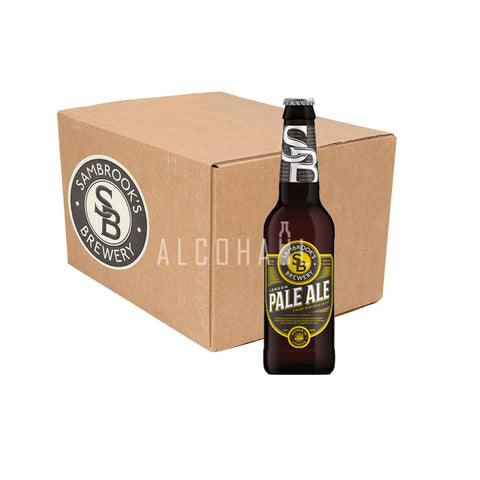 Sambrooks London Pale Ale - Case 24 x 330ml