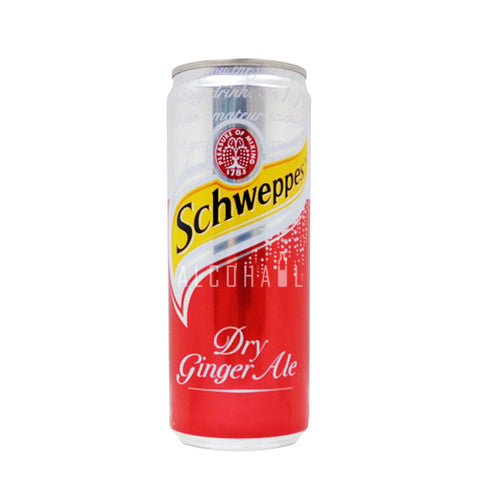 Schweppes Ginger Ale - Can 1 x 330ml