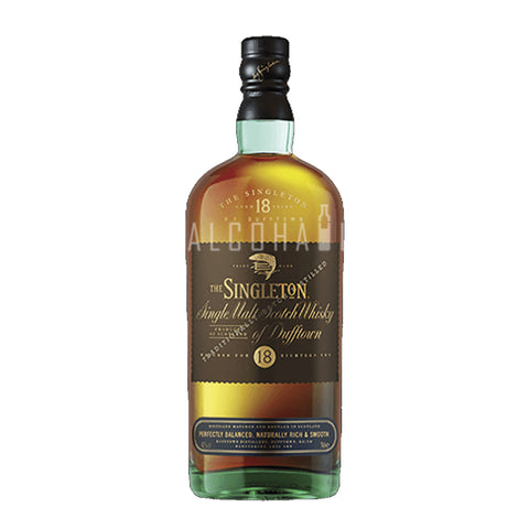 Singleton of Dufftown 18 Years 700ml