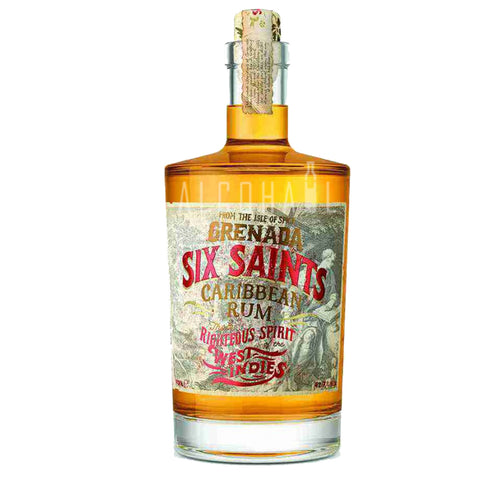 Six Saints Caribbean Rum 700ml