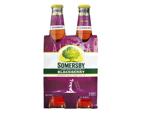 Somersby Blackberry Cider - Pack 6 x 330ml