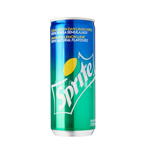 Sprite - Can 1 x 330ml