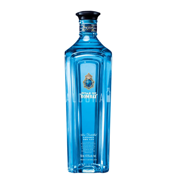 Star Of Bombay London Dry Gin 700ml