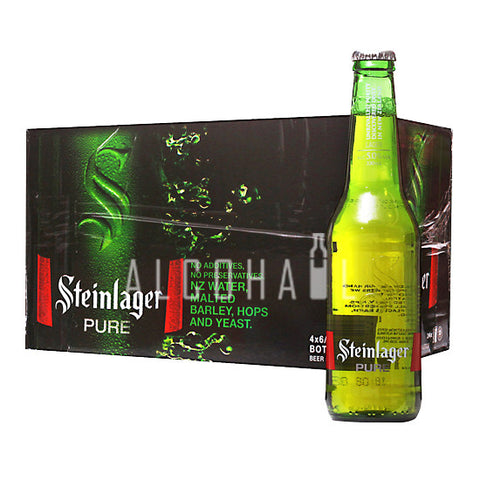Steinlager Pure - Case 24 x 355ml