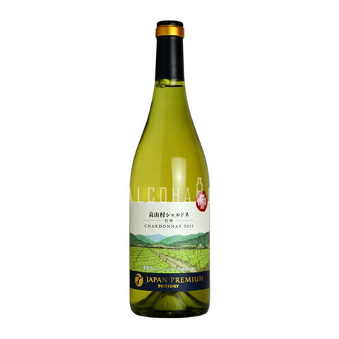 Suntory Japan Premium Shinshu Chardonnay 750ml