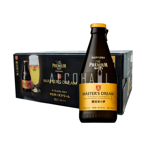 Suntory Premium Malt Master's Dream Beer - Case 24 x 305ml