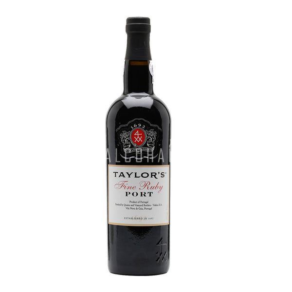 Taylor's Fine Ruby Port Wine 750ml