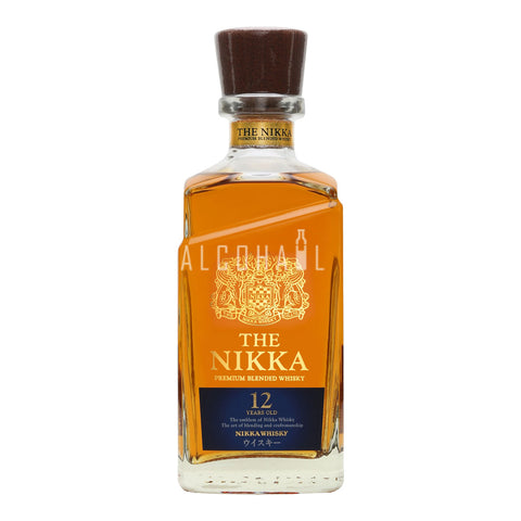 The Nikka 12 Years 700ml