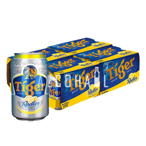 Tiger Radler - Case 24 x 323ml