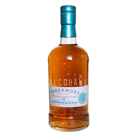 Tobermory 12 Years 700ml
