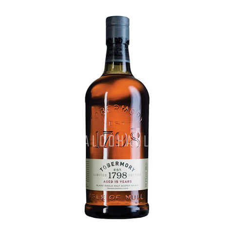 Tobermory 15 Years 700ml