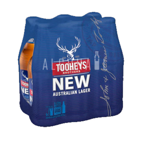 Tooheys New - Pack 6 x 375ml