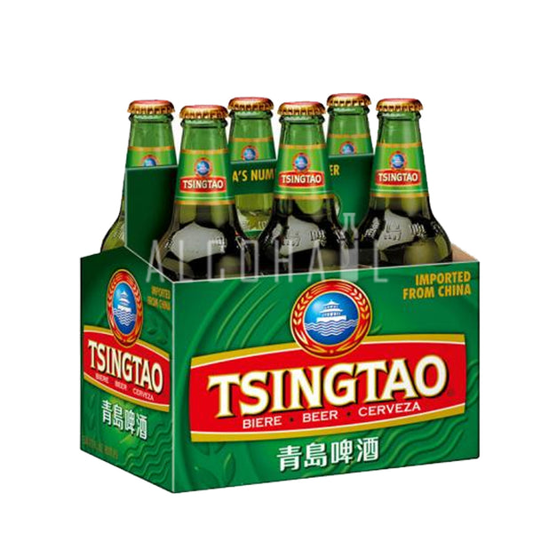 Tsingtao Beer - Case 6 x 330ml
