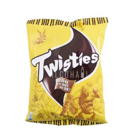 Twisties BBQ Curry 70g