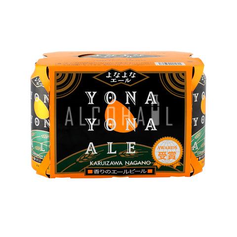Yona Yona Pale Ale - Pack 6 x 350ml
