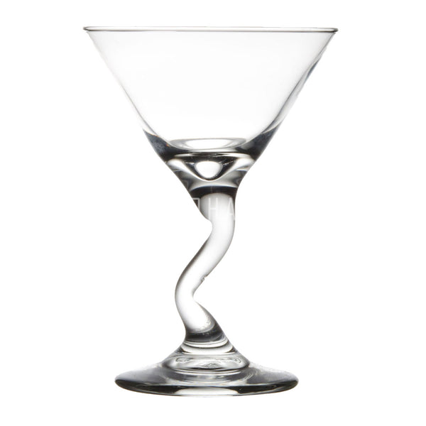 Z-Stem Martini Cocktail Glass