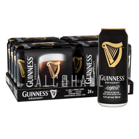 Guinness Draught Beer - Case 24 x 440ml
