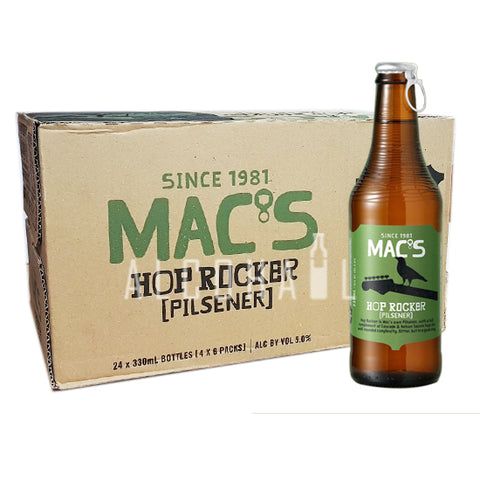 Mac's Hop Rocker - Case 24 x 330ml