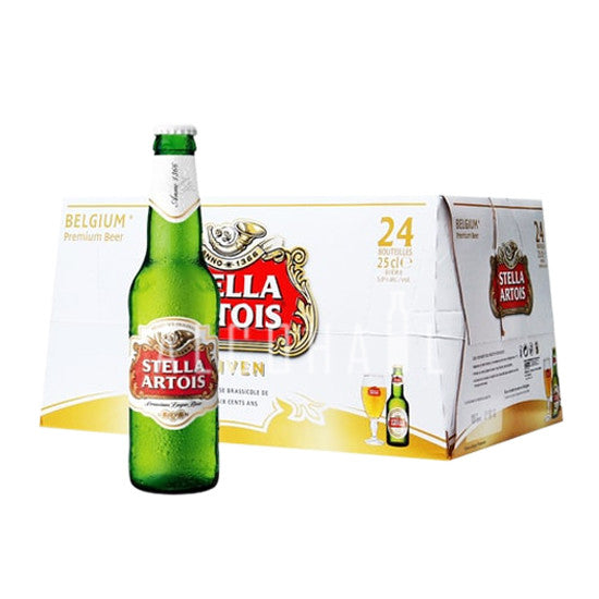 Stella Artois Pint - Case 24 x 330ml
