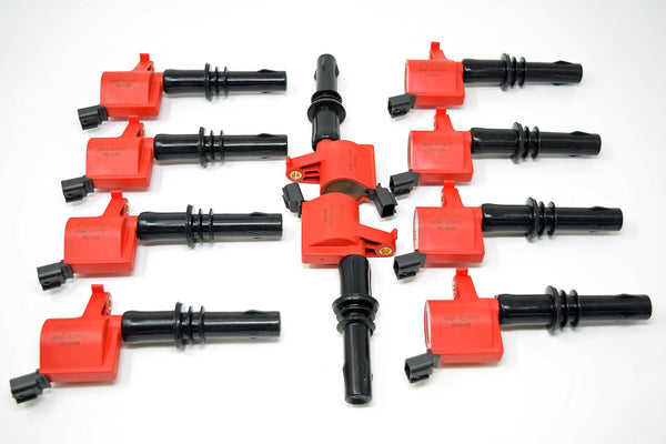 REV Ignition 10 High Output Ford DG511 Ignition Coils 6.8L V10