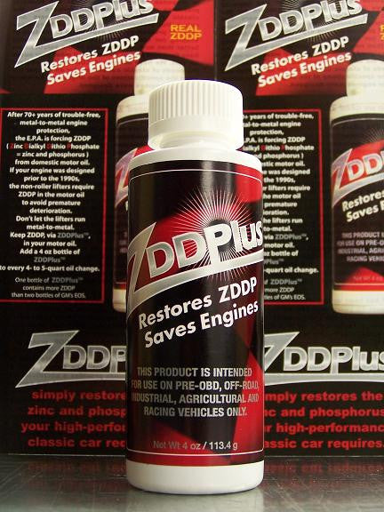 1 Bottle of ZDDPlus Engine Oil Additive