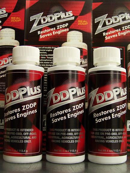 3 Bottles of ZDDPlus Engine Oil Additive