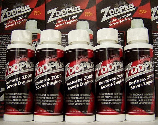 5 Bottles of ZDDPlus Engine Oil Additive