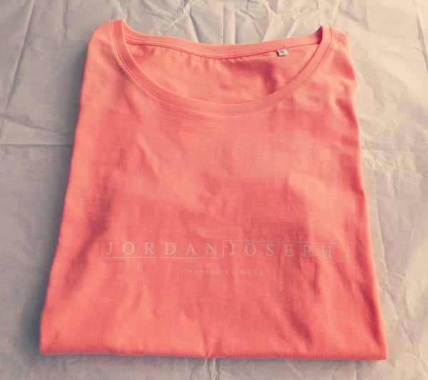 Jordan Joseph Ladies Organic Cotton T Shirt Review – A cut above your average Tee. By AV Turner