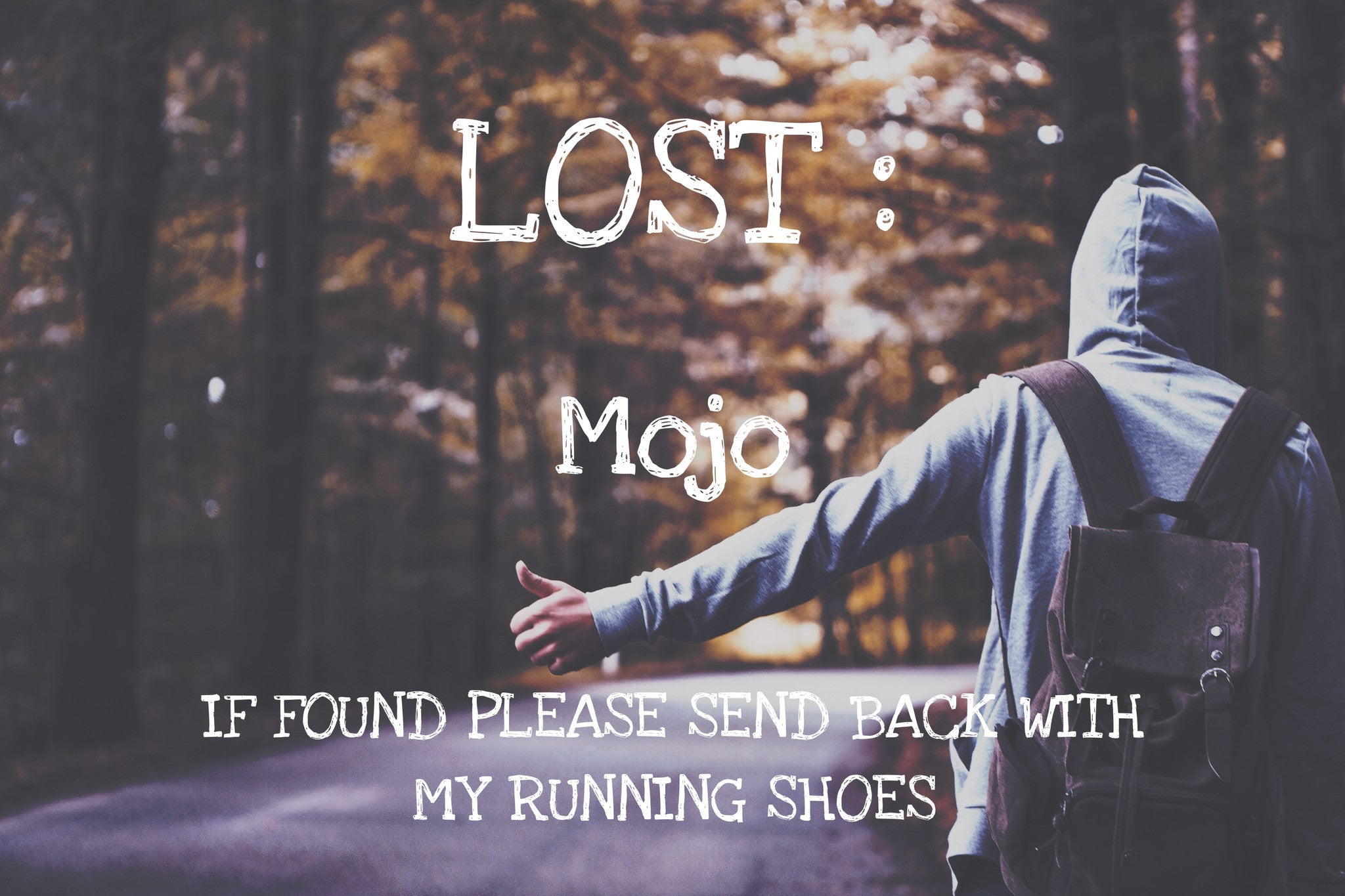 """Mojo to Nojo"" #ChasingFitnessStory by The Barge Arse Runner"