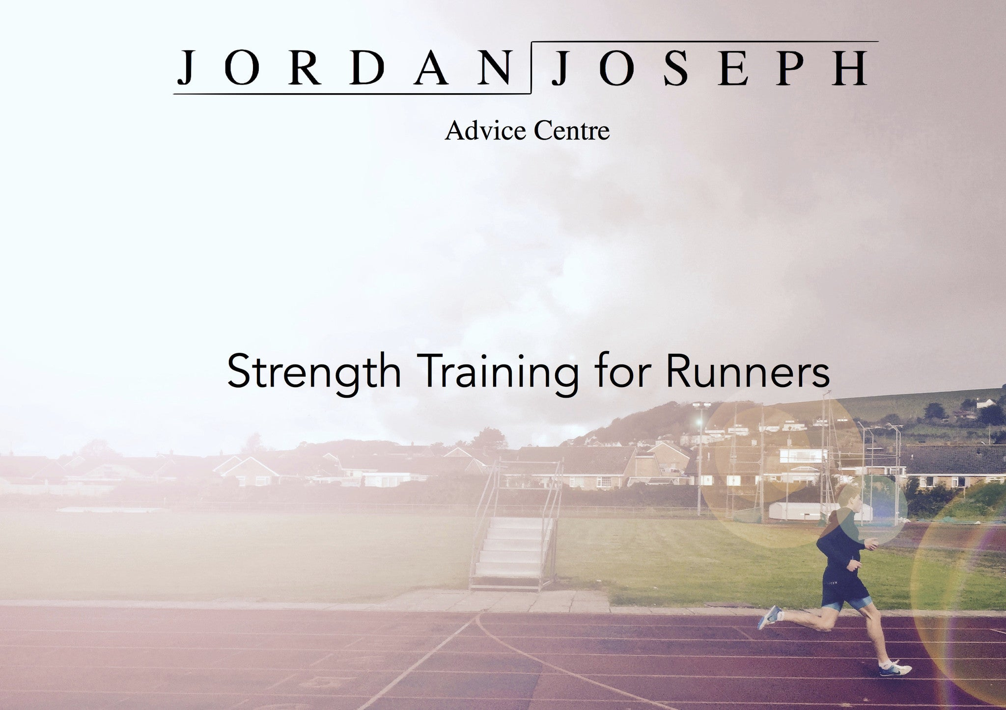 Strength Training for Runners by Jerry Powell