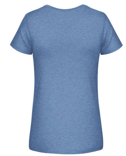 Limited Edition: Ladies 100% Organic Cotton T-Shirt