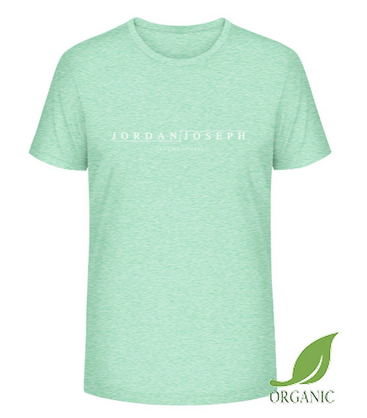Limited Edition: Mens 100% Organic Cotton T-Shirt.