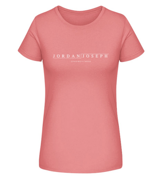 Ladies 100% Organic Cotton T-Shirt *Limited Edition