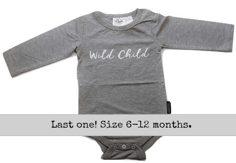 Bamboo Long Sleeve Onesie