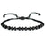 The Macrame Bracelet - Black - Marssos