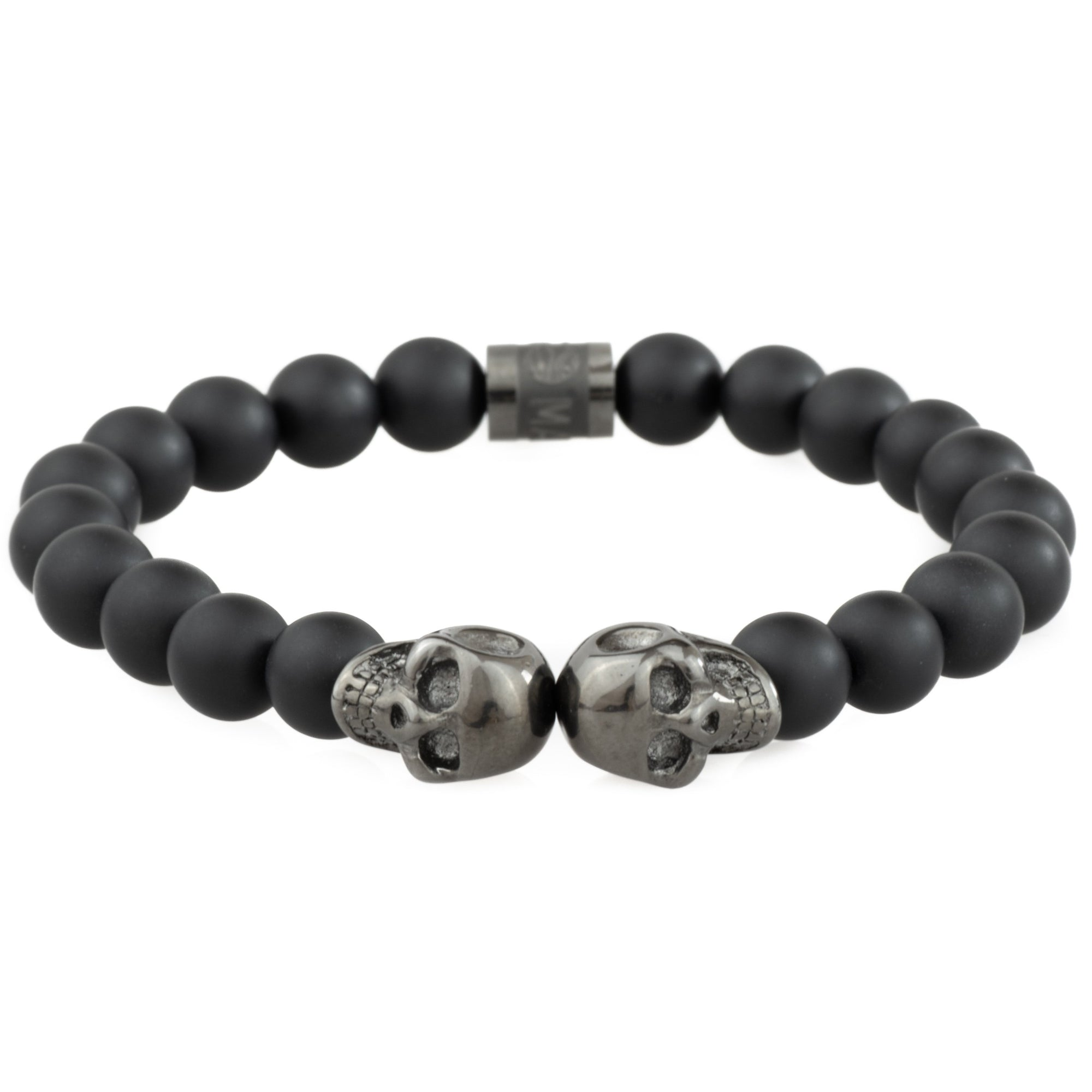 The Mortem Bracelet - Black - Marssos