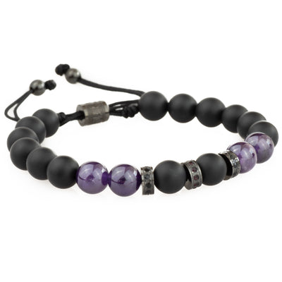 The Treasure Bracelet - Purple - Marssos