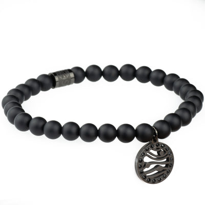 The Talisman Bracelet - Black - Marssos