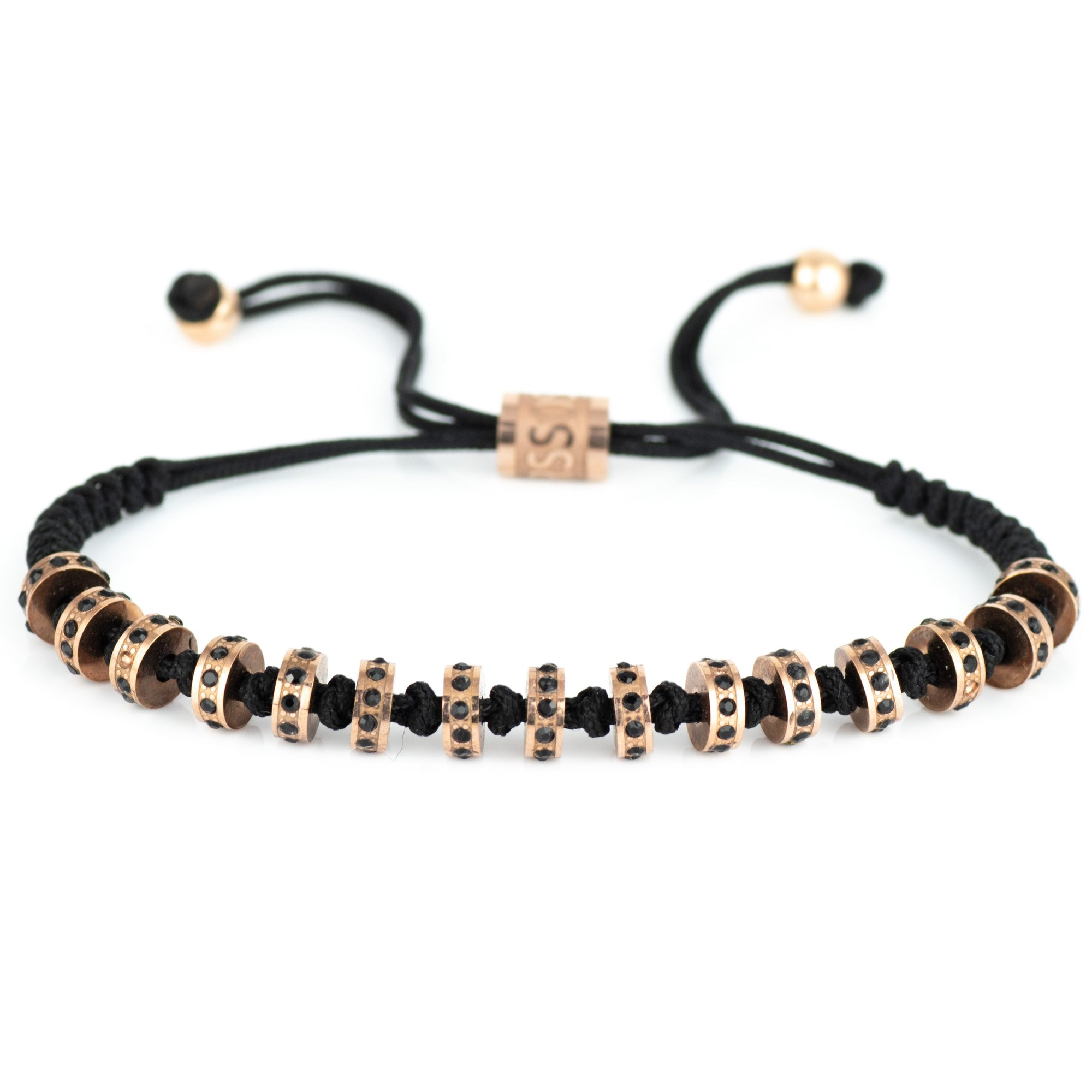 The Macrame Bracelet - Rose Gold - Marssos