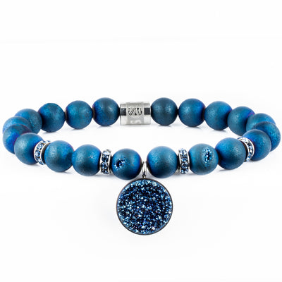 The Stardust Bracelet - Blue - Marssos