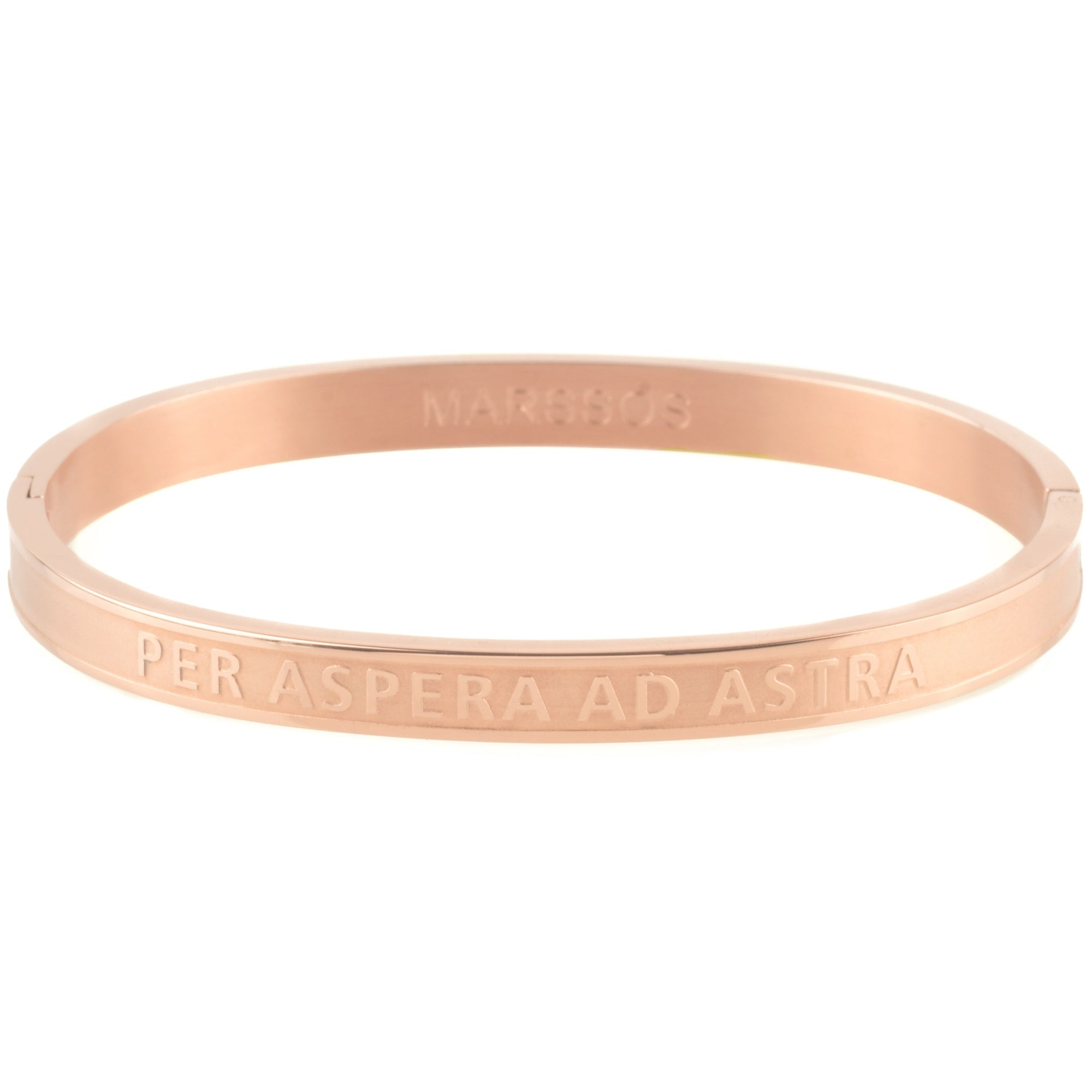 The Perseverance Bracelet - Rose Gold - Marssos