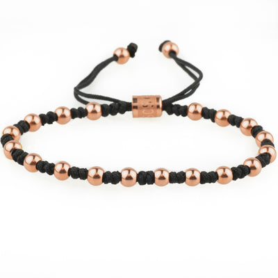 The Clarity Bracelet - Rose Gold - Marssos