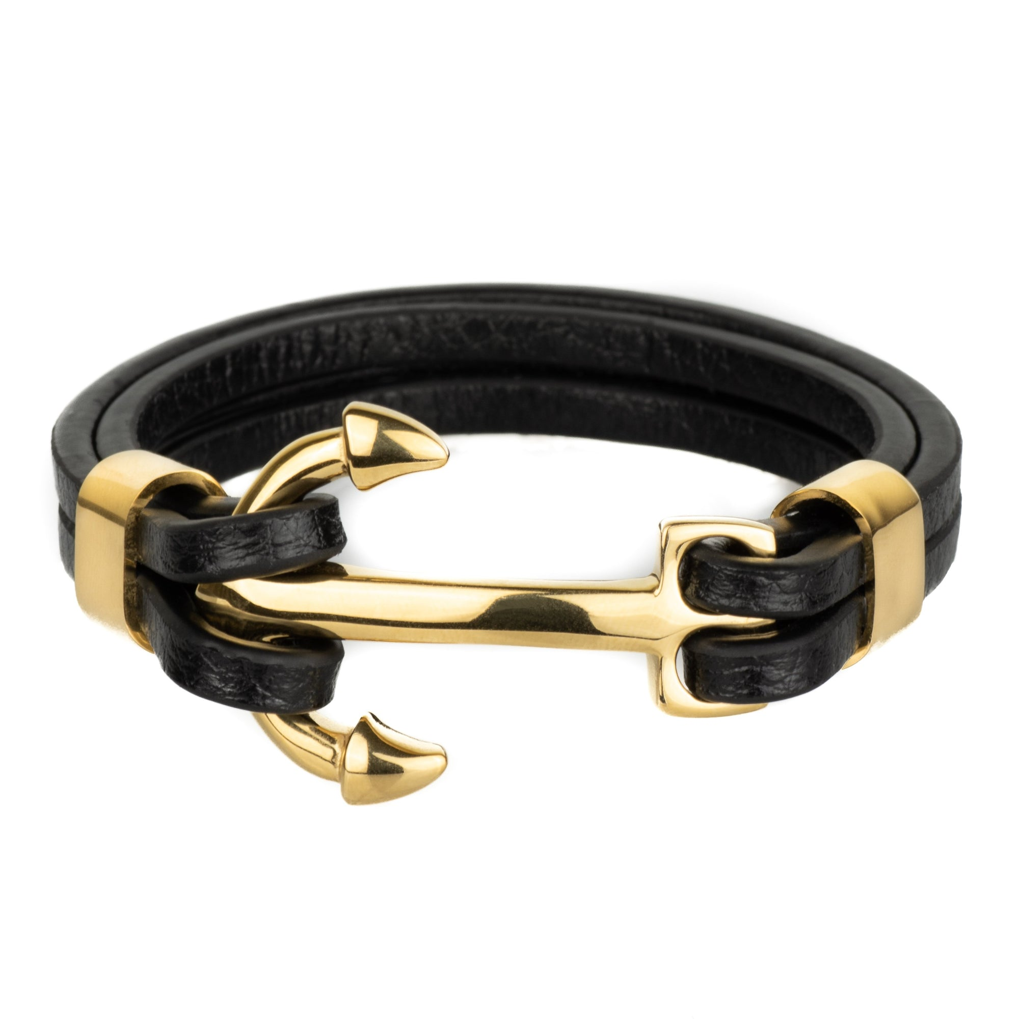 The Anchor Bracelet - Gold - Marssos