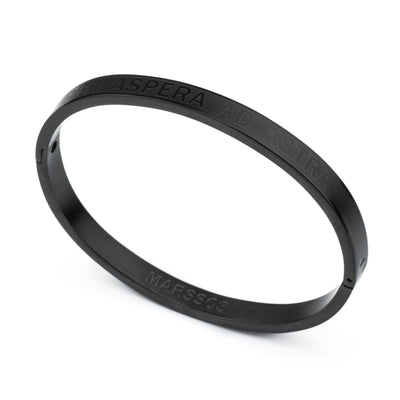 The Perseverance Bracelet - Black - Marssos