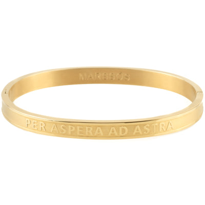 The Perseverance Bracelet - Gold - Marssos